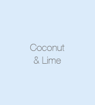 Coconut and Lime
